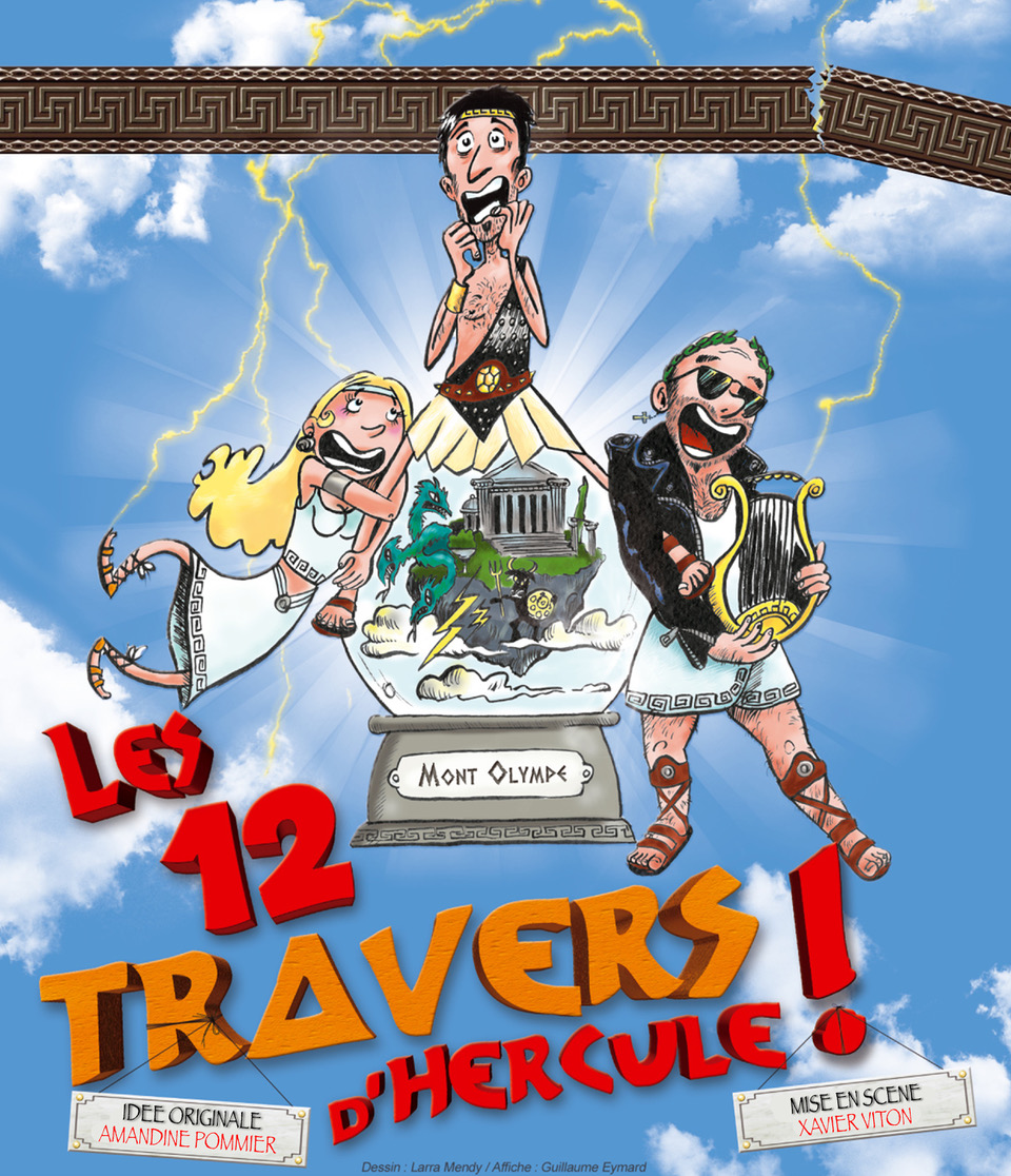LES 12 TRAVERS D'HERCULE !